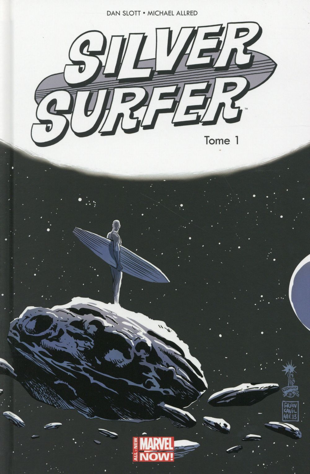 SILVER SURFER ALL NEW MARVEL NOW T01